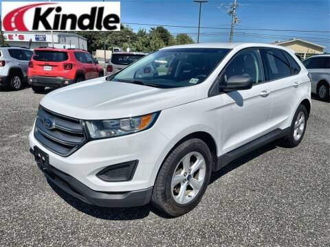 2018 Ford Edge for sale at Kindle Auto Plaza in Cape May Court House NJ