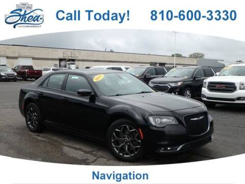 2017 Chrysler 300 for sale at Erick's Used Car Factory in Flint MI