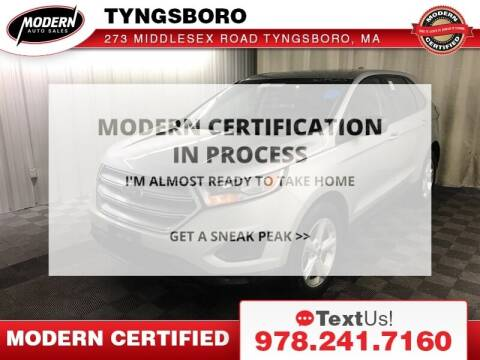 2018 Ford Edge for sale at Modern Auto Sales in Tyngsboro MA