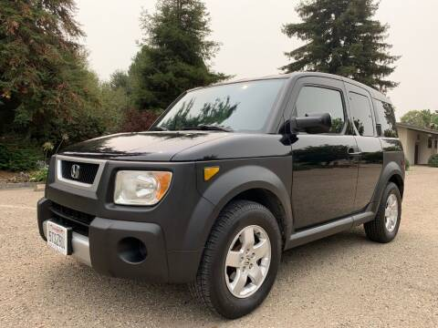 2005 Honda Element for sale at Santa Barbara Auto Connection in Goleta CA