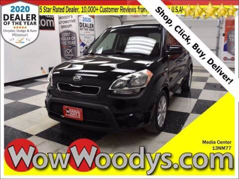 2013 Kia Soul for sale at WOODY'S AUTOMOTIVE GROUP in Chillicothe MO
