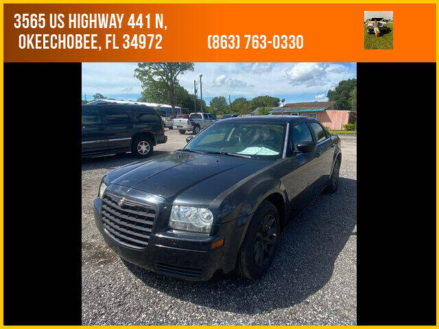 2008 Chrysler 300 for sale at M & M AUTO BROKERS INC in Okeechobee FL
