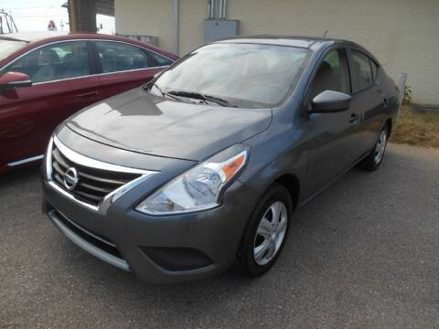 2019 Nissan Versa for sale at AUTO MART in Montgomery AL