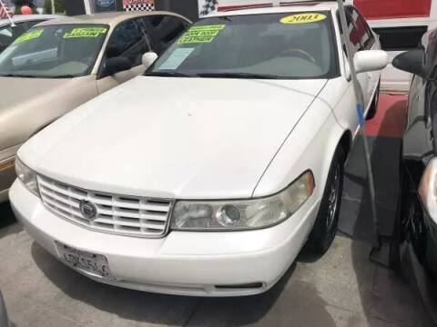 1999 Cadillac Seville for sale at Top Notch Auto Sales in San Jose CA