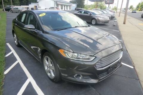 2015 Ford Fusion for sale at Glory Motors in Rock Hill SC