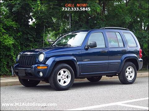 2004 Jeep Liberty for sale at M2 Auto Group Llc. EAST BRUNSWICK in East Brunswick NJ