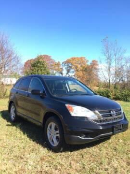 2010 Honda CR-V for sale at Appalachian Auto Brokers, LLC in Johnson City TN