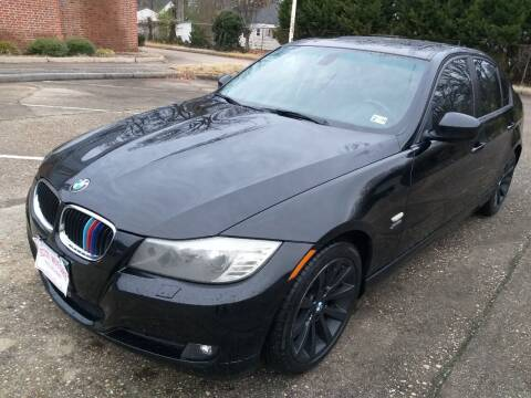 2011 BMW 3 Series for sale at Hilton Motors Inc. in Newport News VA