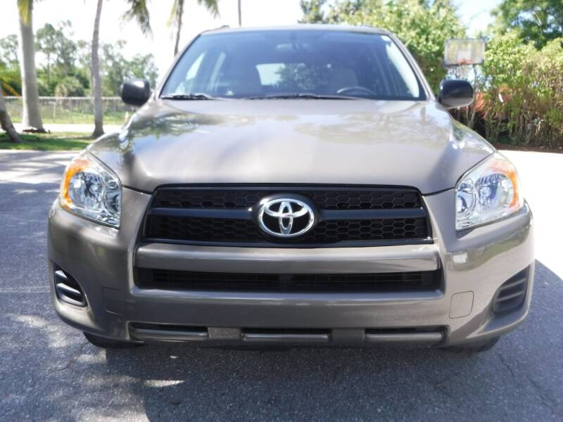 2009 Toyota RAV4 for sale at Seven Mile Motors, Inc. in Naples FL