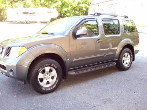2006 Nissan Pathfinder for sale at Clift Auto Sales in Annville PA