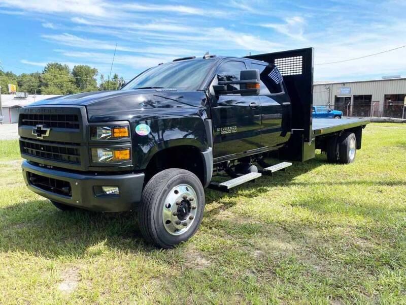 2019 Chevrolet Silverado 6500 HD 4x4 for sale at Scruggs Motor Company LLC in Palatka FL