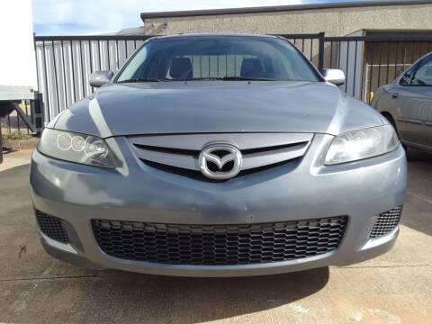 2007 Mazda MAZDA6 for sale at Auto Haus Imports in Grand Prairie TX