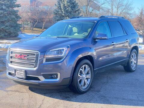 2014 GMC Acadia for sale at North Imports LLC in Burnsville MN