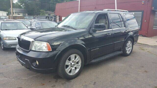 2003 Lincoln Navigator for sale at B Quality Auto Check in Englewood CO