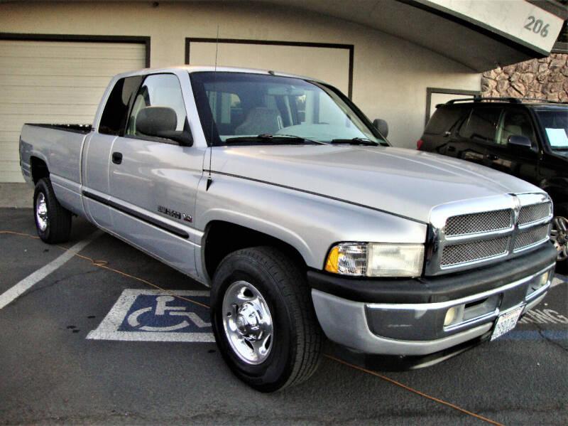 2001 Dodge Ram Pickup 2500 for sale at DriveTime Plaza in Roseville CA