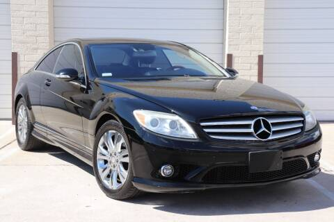 2008 Mercedes-Benz CL-Class for sale at MG Motors in Tucson AZ