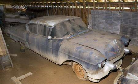 1957 Cadillac Fleetwood for sale at Haggle Me Classics in Hobart IN