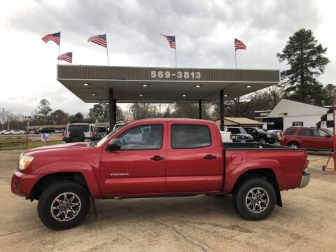 2013 Toyota Tacoma for sale at BOB SMITH AUTO SALES in Mineola TX