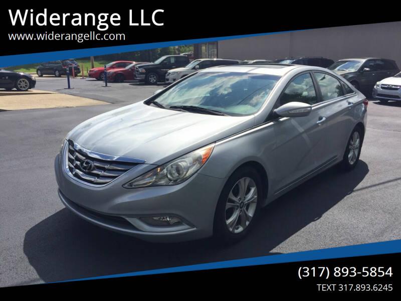 2011 Hyundai Sonata for sale at Widerange LLC in Greenwood IN