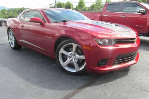 2015 Chevrolet Camaro for sale at Tilleys Auto Sales in Wilkesboro NC