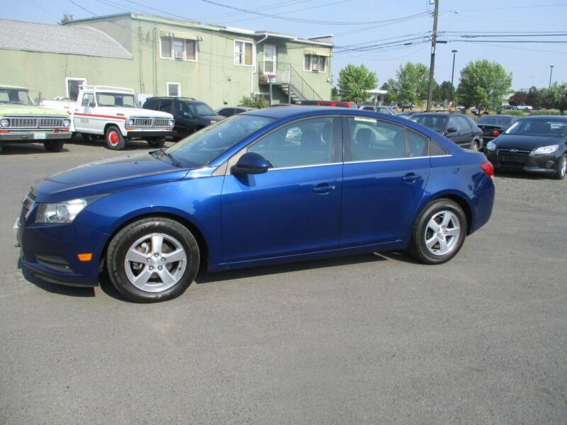 2013 Chevrolet Cruze for sale at Independent Auto Sales #2 in Spokane WA