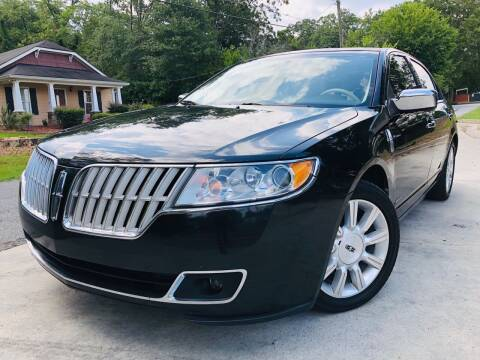 2012 Lincoln MKZ Hybrid for sale at Cobb Luxury Cars in Marietta GA