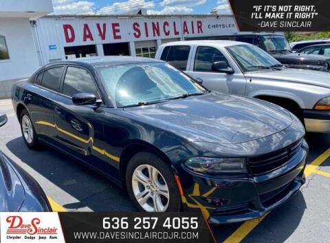 2019 Dodge Charger for sale at Dave Sinclair Chrysler Dodge Jeep Ram in Pacific MO