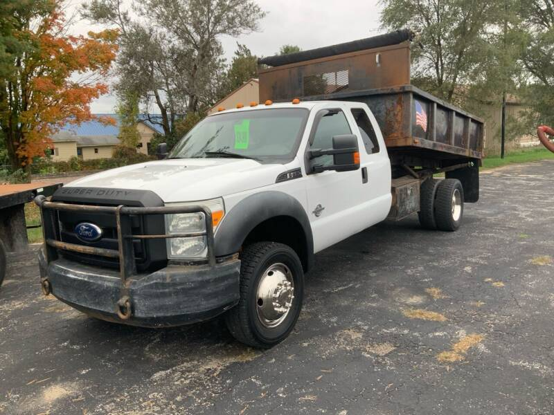 2011 Ford F550 for sale at Stein Motors Inc in Traverse City MI