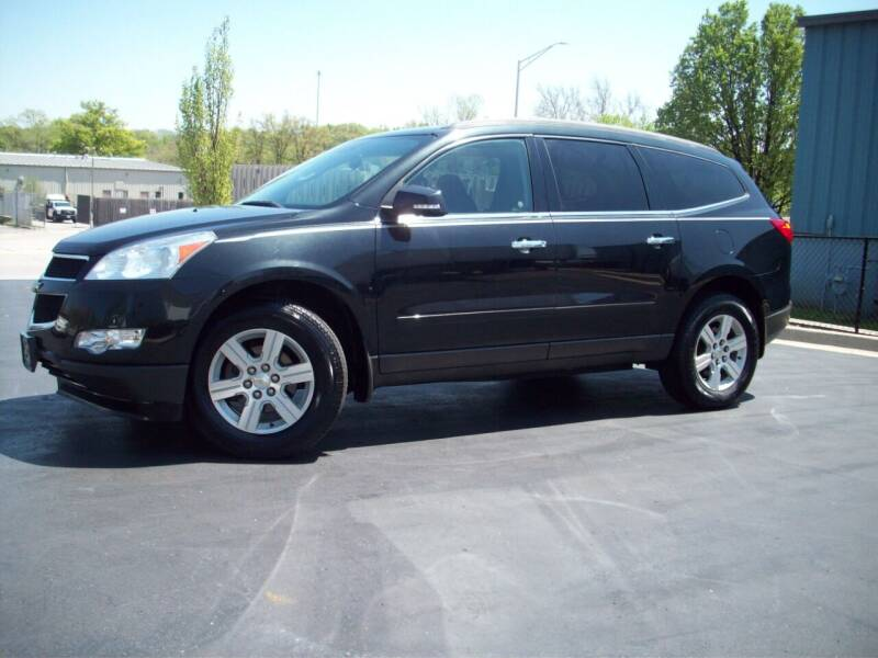 2011 Chevrolet Traverse for sale at Whitney Motor CO in Merriam KS