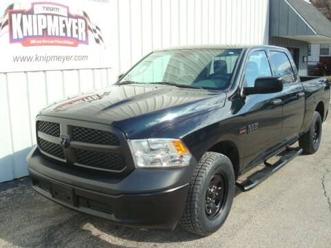 2015 RAM Ram Pickup 1500 for sale at Team Knipmeyer in Beardstown IL