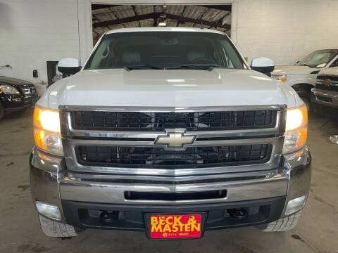 2009 Chevrolet Silverado 2500HD for sale at Ricky Auto Sales in Houston TX