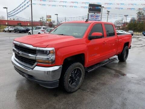 2017 Chevrolet Silverado 1500 for sale at Tim Short Auto Mall in Corbin KY