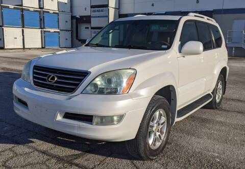 2004 Lexus GX 470 for sale at Old Monroe Auto in Old Monroe MO