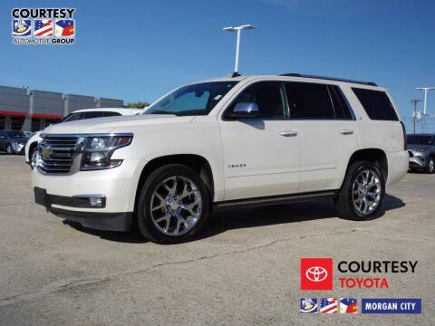 2015 Chevrolet Tahoe for sale at Courtesy Toyota & Ford in Morgan City LA