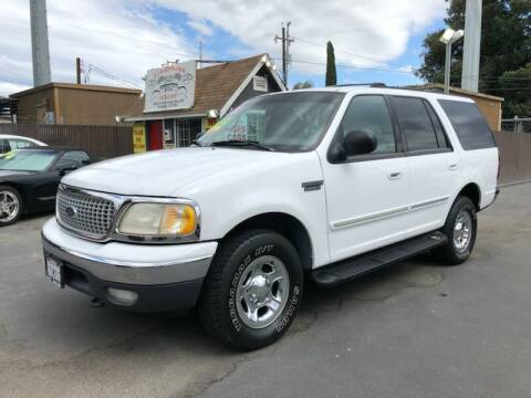 1999 Ford Expedition for sale at C J Auto Sales in Riverbank CA