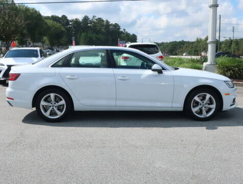 2019 Audi A4 for sale at Southern Auto Solutions - BMW of South Atlanta in Marietta GA