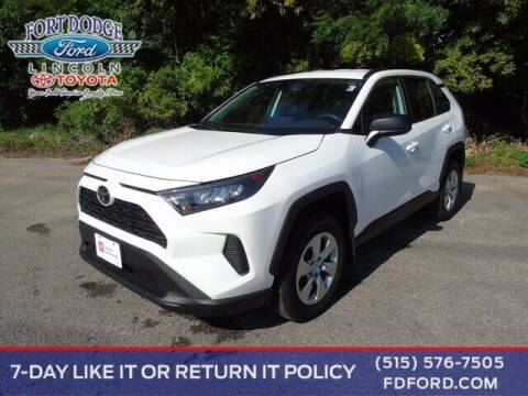 2019 Toyota RAV4 for sale at Fort Dodge Ford Lincoln Toyota in Fort Dodge IA