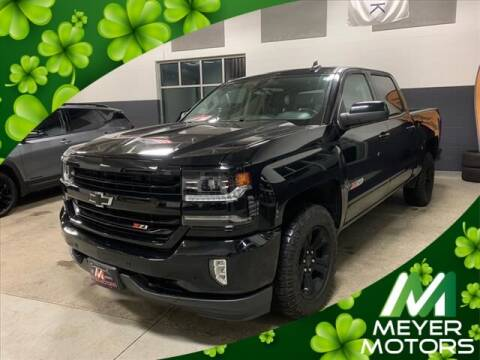 2018 Chevrolet Silverado 1500 for sale at Meyer Motors in Plymouth WI