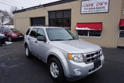 2012 Ford Escape for sale at I-Deal Cars LLC in York PA