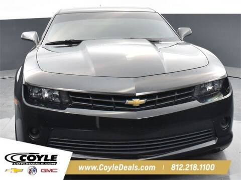 2014 Chevrolet Camaro for sale at COYLE GM - COYLE NISSAN - New Inventory in Clarksville IN