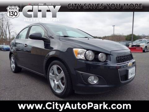 2015 Chevrolet Sonic for sale at City Auto Park in Burlington NJ