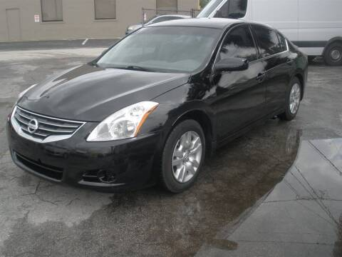 2012 Nissan Altima for sale at Priceline Automotive in Tampa FL