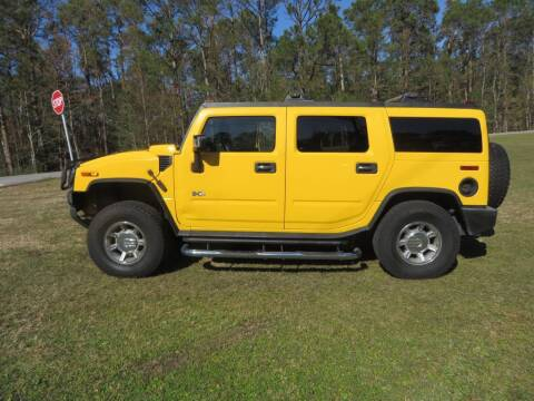 2006 HUMMER H2 for sale at Ward's Motorsports in Pensacola FL