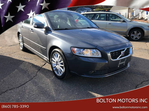 2009 Volvo S40 for sale at BOLTON MOTORS INC in Bolton CT
