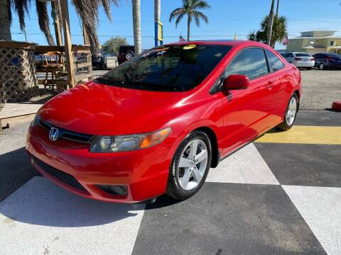 2006 Honda Civic for sale at D&S Auto Sales, Inc in Melbourne FL