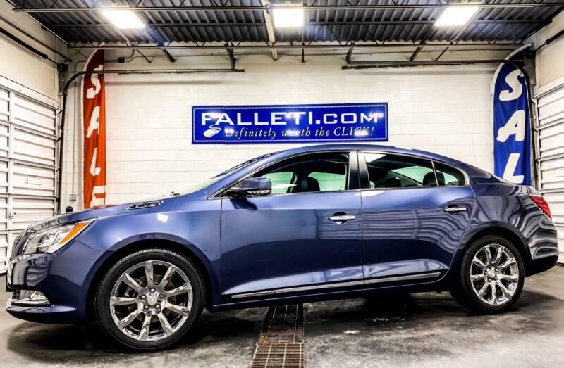 2014 Buick LaCrosse for sale at Falleti Motors, Inc.  est. 1976 in Batavia NY