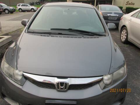 2009 Honda Civic for sale at Mid - Way Auto Sales INC in Montgomery NY