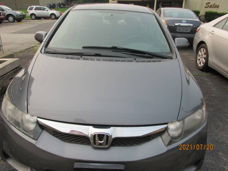 2009 Honda Civic for sale in Montgomery, NY