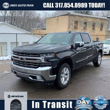 2019 Chevrolet Silverado 1500 for sale at INDY AUTO MAN in Indianapolis IN