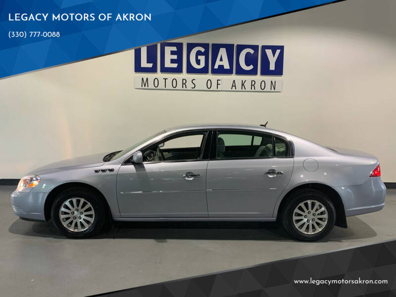 2006 Buick Lucerne for sale at LEGACY MOTORS OF AKRON in Akron OH